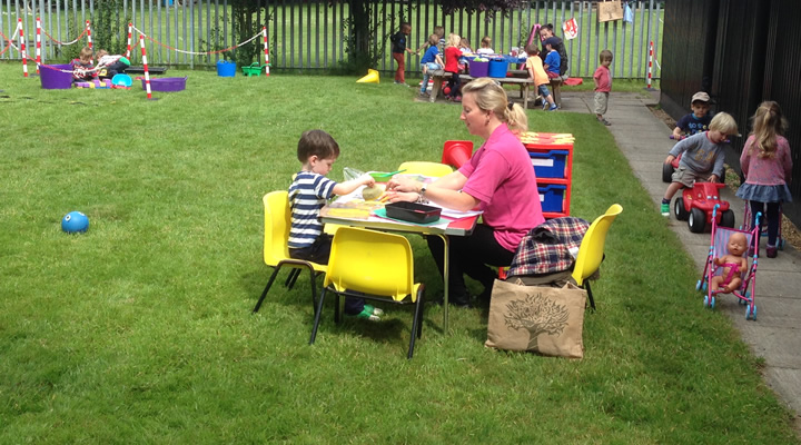 Honeypots Pre-School Weybridge