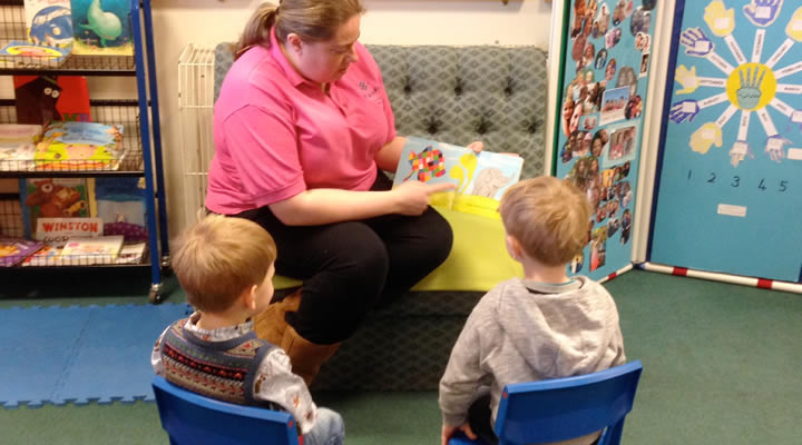 Employment at Honeypots Pre School